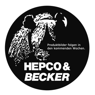 original hepco becker komplett tr ger f r honda cm 400 t. Black Bedroom Furniture Sets. Home Design Ideas
