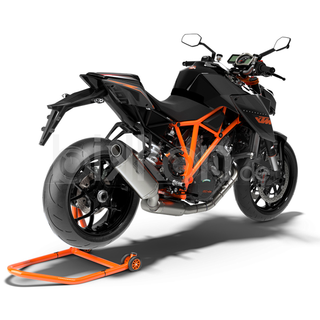 KTM 1290 Super Duke R Race Package schwarz