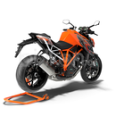 KTM 1290 Super Duke R Style Package orange