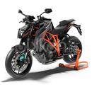 KTM 1290 Super Duke R Style Package schwarz