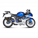 AKRAPOVIC Slip-On Line Carbon Suzuki GSX-R 600 / 750...