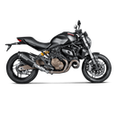 AKRAPOVIC Slip-On Line Titanium Ducati Monster 1200 821...