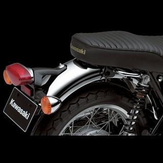 KAWASAKI W800 Haltegriff Sotius schwarz Modell 2019