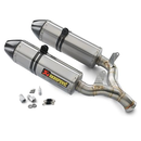 AKRAPOVIC Endschalldämpfer Slip On Line KTM 990 Super...